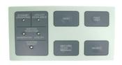 Generac Keypad, Comm Xfer Sw In-Phase 0F4284