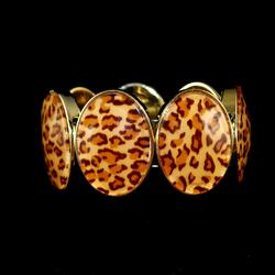 Close up of bracelet