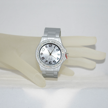Front view of Snowflake watch