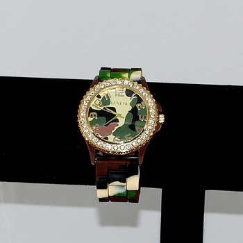 Detail of full view of watch
