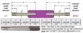 "3/8-24 Left-Hand UNJF Class 3B Taperlock Thread Plug Gage Set 2.0"" Extended Length GO Member"