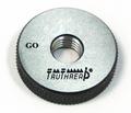 M8 X 0.50 Class 6g Solid-Design Thread Ring GO Gage