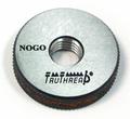 M8 X 0.50 Class 6g Solid-Design Thread Ring NOGO Gage