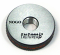 """0.210""""-36 UNS Class 2A Solid-Design Thread Ring NOGO Gage"""