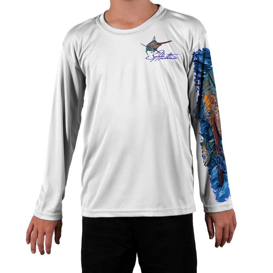 blue-marlin-sailfish-white-front-youth-solar-ls-front.png