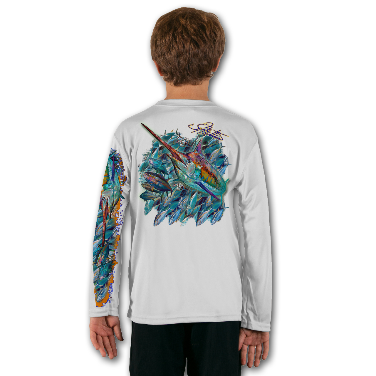 blue-marlin-sushi-roll-white-youth-solar-ls-back-performance-shirt.png