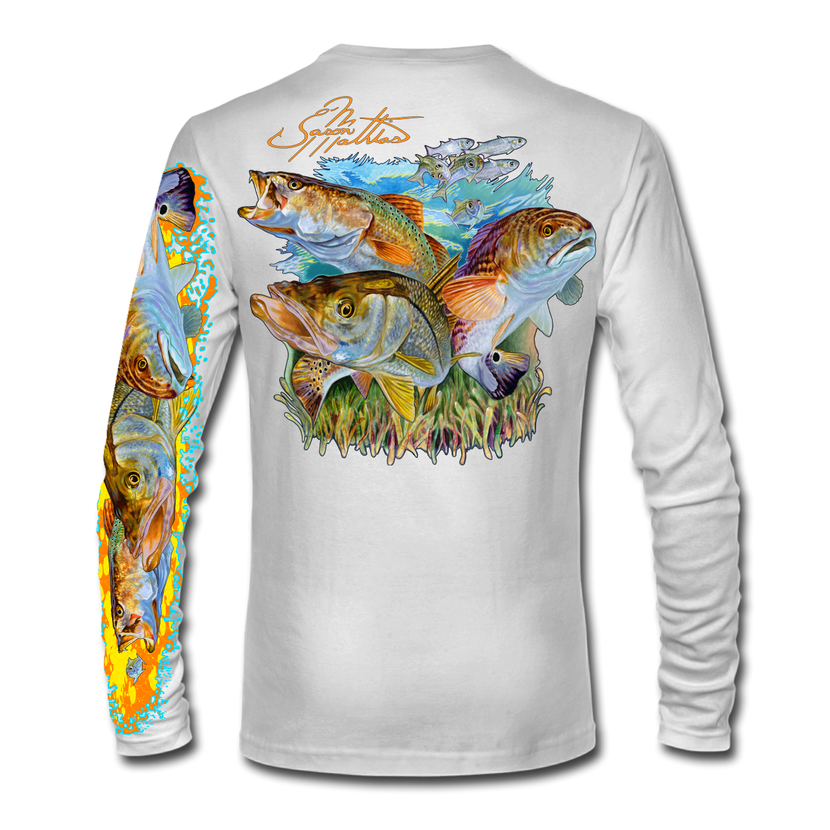 inshore-slam-shirt-white-jason-mathias-snook-trout-redfish.png