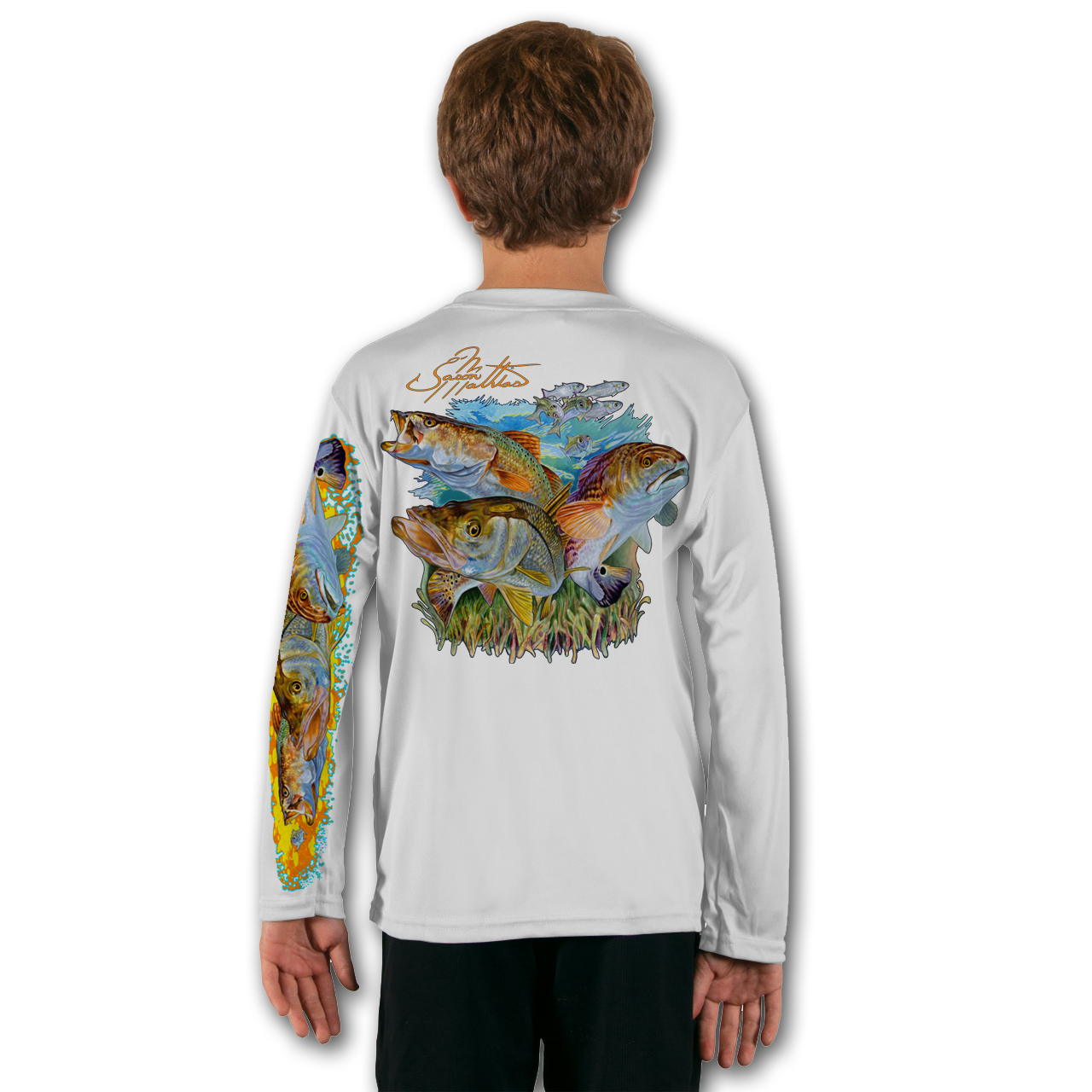 inshore-slam-white-youth-solar-ls-back-performance-shirt.png