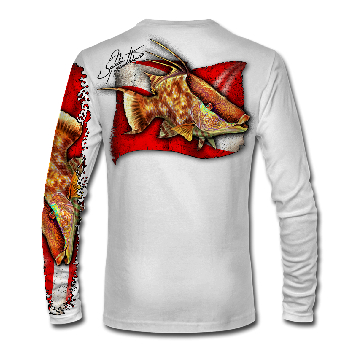 jason-mathias-shirts-white-apparel-gear-hogfish-dive-performance.png