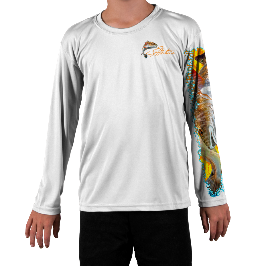 redfish-white-front-youth-solar-ls-front.png