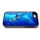 """iPhone 5 & 5s fine art phone case"" by artist Jason Mathias: Carry around this unique piece of personalized art of a Blue Marlin chasing a school of Yellowfin Tuna while protecting your phone all at the same time!"