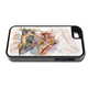 """""""iPhone 5 & 5s fine art phone case"""" by artist Jason Mathias: Carry around this unique piece of personalized art of a Hogfish and Spiny Lobster on a coarl reef while protecting your phone all at the same time!"""