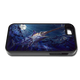 """""""iPhone 5 & 5s fine art phone case"""" by artist Jason Mathias: Carry around this unique piece of personalized art of an illusive Swordfish stalking Squid in a underwater night scene while protecting your phone all at the same time!"""