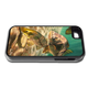 """""""iPhone 5 & 5s"""" fine art phone case"""" by artist Jason Mathias: Carry around this unique piece of personalized art of a school of Snook while protecting your phone all at the same time!"""