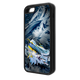 """""""iPhone 5c fine art phone case"""" by artist Jason Mathias: Carry around this unique piece of personalized art of Yellowfin Tuna while protecting your phone all at the same time!"""