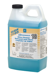 BioRenewables® Glass Cleaner 18