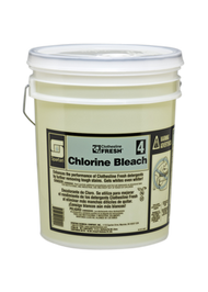 Clothesline Fresh® Chlorine Bleach 4 (5 gallon)