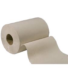 Empress Hardwound Towel 7.875x350' White 12