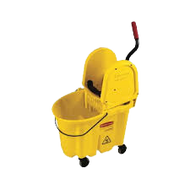 Rubbermaid® Commercial WaveBrake® Bucket/Wringer