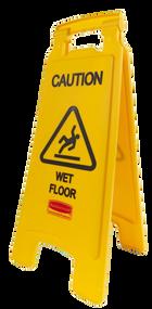 Rubbermaid Wet Floor Sign