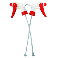 Trigger Sprayer (Red/White)