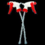 Trigger Sprayer (Red/White)