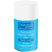 California Scents Fresh Linen Aerosol refill