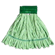 Medium Green MF Rough Floor Mop
