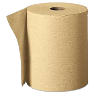 Natural Roll Towel 8 x 800' (case)