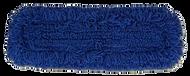 "5"" x 18"" Blue Microfiber Dust Mop"