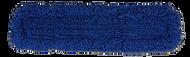 "5"" x 36"" Blue Microfiber Dust Mop"