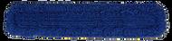 "5"" x 48"" Blue Microfiber Dust Mop"