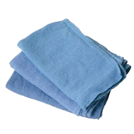 Blue Reclaimed Towels
