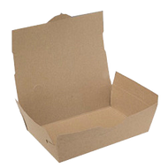 #3 Champ Pak Carryout Boxes 200/case