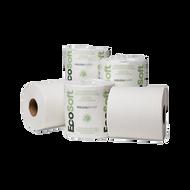 EcoSoft 1 Ply Tissue 48 rolls/case