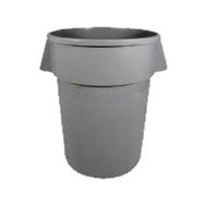 Plastic 32 gallon Waste Receptacle