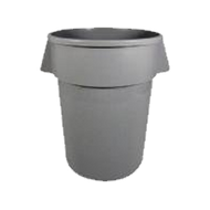 Plastic 44 gallon Waste Receptacle