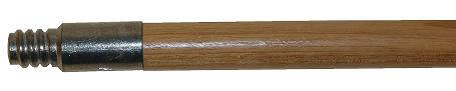 "5"" Wood Handle - Metal Thread"