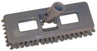 Poly Fill Swivel Deck Scrub Brush