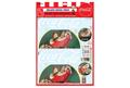 MKA035 Coca-Cola Vintage Santa Graphics