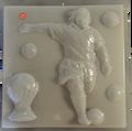 Soccer Player / Jugador de Futbol