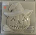 Jack O Lantern with Hat  / Jack O Lantern con Sombrero