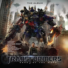TRANSFORMERS - Dark Of The Moon - Soundtrack