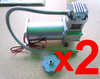 2 pack of 200 psi compressors