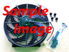 "12"" BLACK 1550 CFM ELECTRIC FAN"