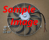 "12"" CHROME 1550 CFM ELECTRIC FAN"