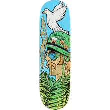 """This is the Corey Goonan """"Solution"""" Pro Model Deck from ALL I NEED Skateboards in size 8.25"""" x 31.75"""" . Its 8 plys of hardrock canadian maple pressed in the United States. At Charmcity we fully back AIN because they are skater owned and operated and put out a high quality product! #GoodPeeps"""
