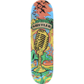 "This is the Anthony Shetler ""The Voice"" Pro Model Deck from ALL I NEED Skateboards in size 8.1"" x 31.8"" . Its 8 plys of hardrock canadian maple pressed in the United States. At Charmcity we fully back AIN because they are skater owned and operated and put out a high quality product! #GoodPeeps"