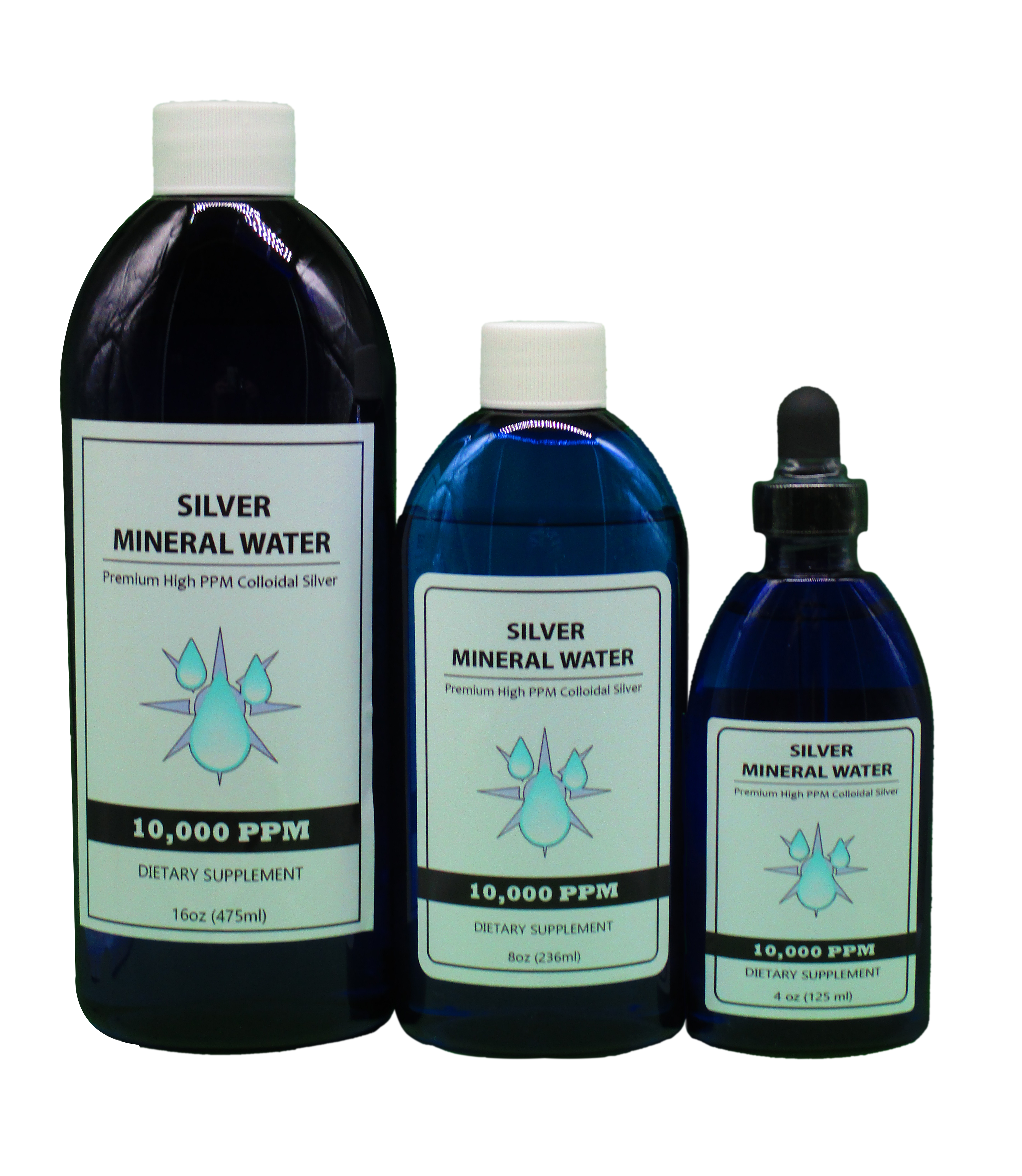 10000-PPM-colloidal-silver-16-8-and-4-oz-Bottles