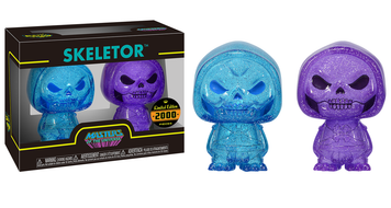 Hikari XS: MOTU - Skeletor 2 Pack (Blue/Purple)